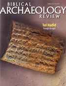 Biblical Archaeology Review Magazine 7/1/2020