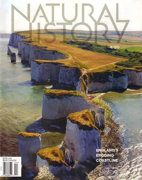 Natural History Cover - 4/1/2020