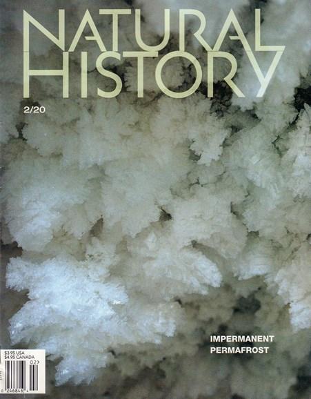 Natural History Cover - 2/1/2020