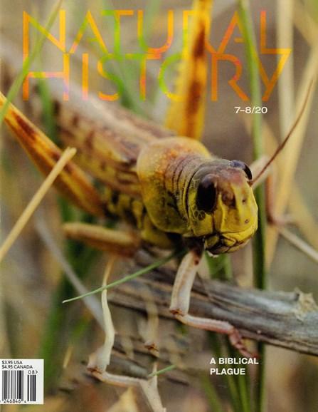 Natural History Cover - 7/1/2020