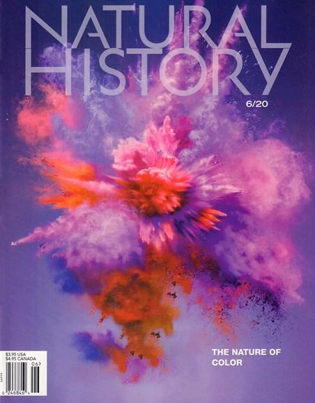 Natural History Cover - 6/1/2020