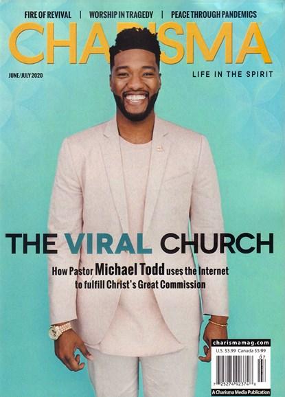 Charisma Cover - 6/1/2020