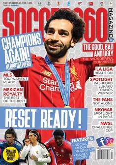 Soccer 360 | 7/2020 Cover