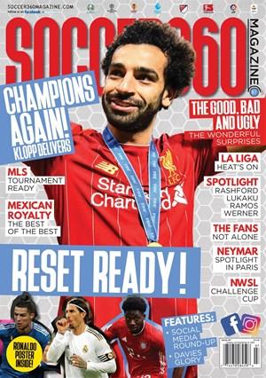 Soccer 360 Magazine | 7/2020 Cover