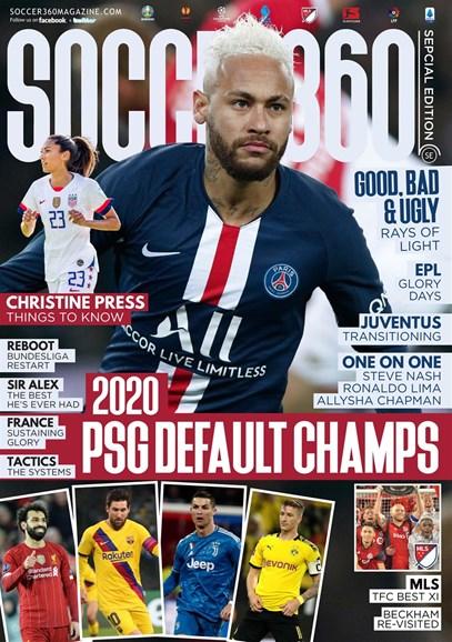 Soccer 360 Cover - 5/1/2020
