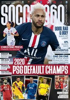 Soccer 360 | 5/2020 Cover