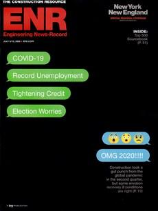 Engineering News Record | 7/2020 Cover