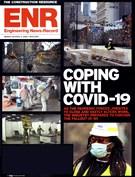 Engineering News Record Magazine 3/30/2020