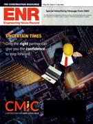Engineering News Record Magazine 5/25/2020