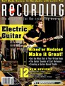 Recording Magazine | 7/2020 Cover