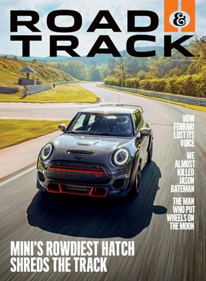 Road and Track Magazine | 8/1/2020 Cover