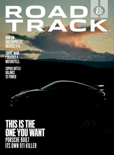 Road & Track | 7/2020 Cover