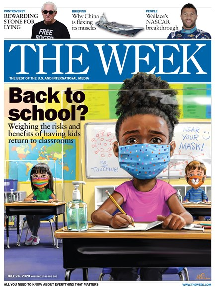 The Week Cover - 7/24/2020