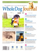 Whole Dog Journal 4/1/2020