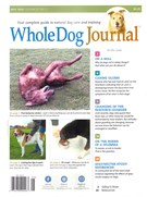 Whole Dog Journal 5/1/2020
