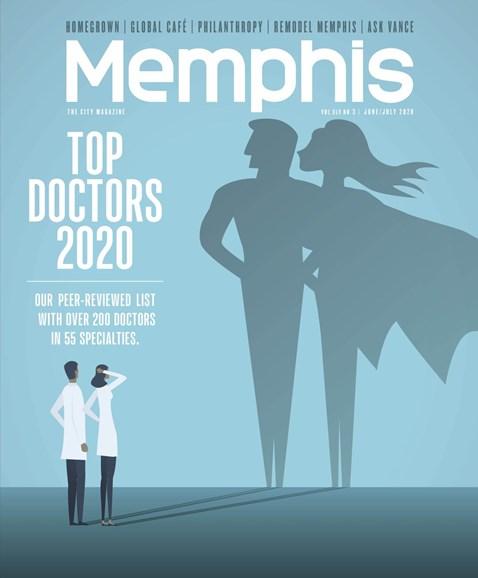 Memphis Cover - 6/1/2020