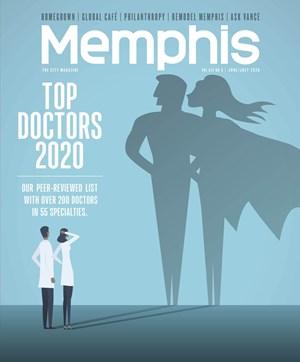 Memphis Magazine | 6/2020 Cover