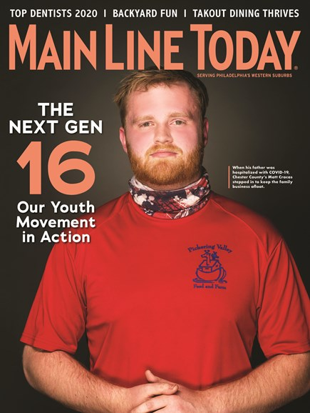 Main Line Today Cover - 6/1/2020