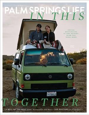 Palm Springs Life Magazine | 7/2020 Cover