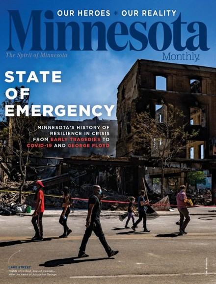 Minnesota Monthly Cover - 7/1/2020