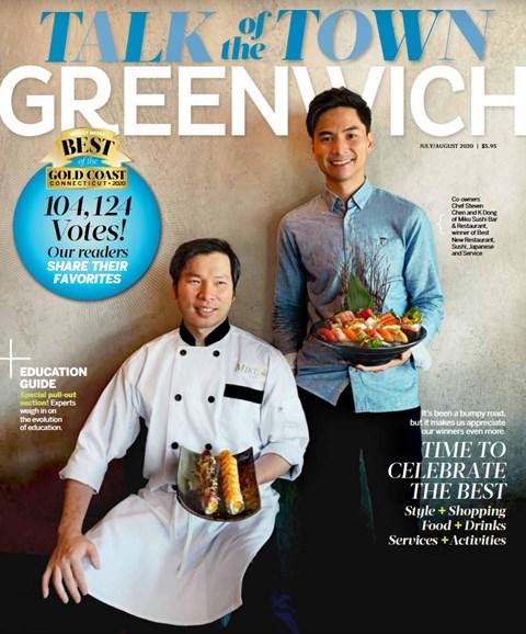 Greenwich Cover - 7/1/2020