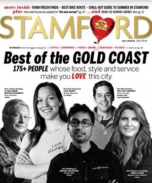 Stamford Magazine | 7/2020 Cover