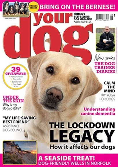 Your Dog Cover - 8/1/2020