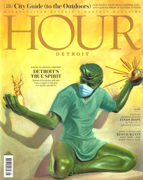 Hour Detroit Cover - 5/1/2020