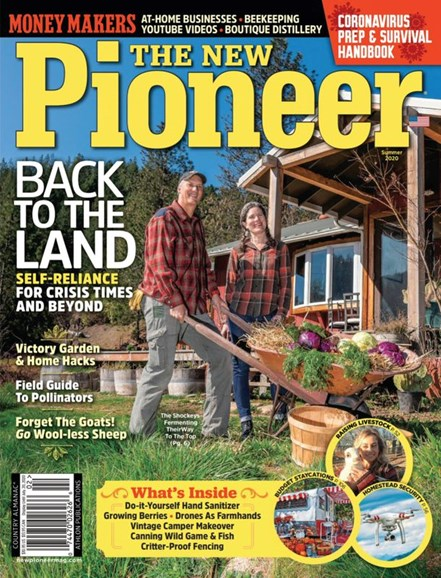 The New Pioneer Cover - 7/1/2020