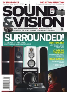 Sound & Vision | 4/2020 Cover