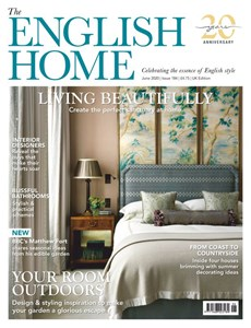 The English Home | 6/2020 Cover