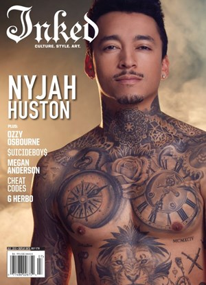 Inked Magazine | 7/2020 Cover