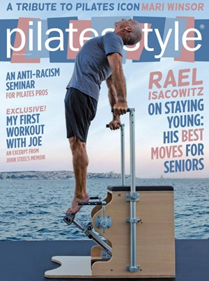 Pilates Style Magazine | 7/2020 Cover