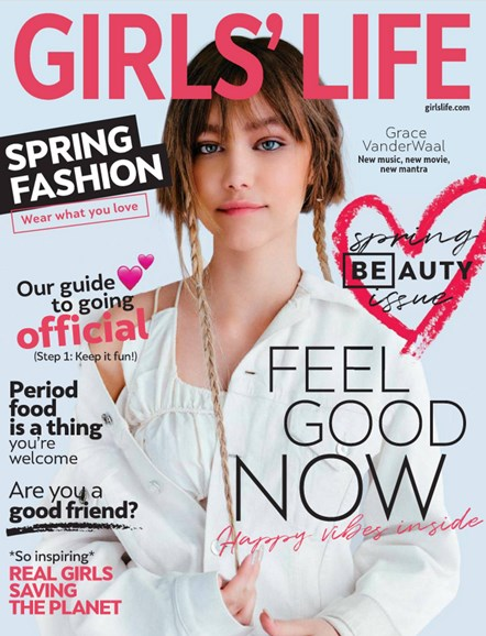 Girls' Life Cover - 4/1/2020
