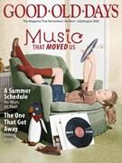 Good Old Days Magazine 7/1/2020