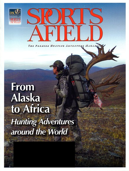 Sports Afield Cover - 7/1/2020