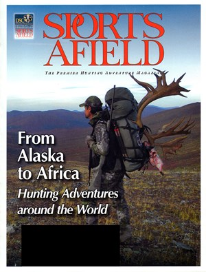 Sports Afield Magazine | 7/2020 Cover