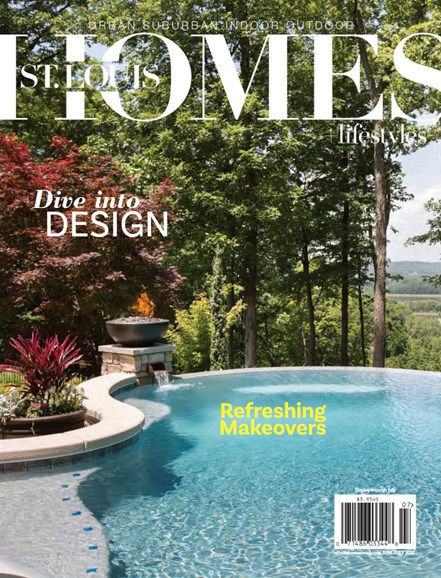 St. Louis Homes & Lifestyles Cover - 6/1/2020