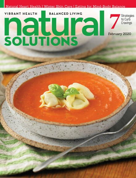 Natural Solutions Cover - 2/1/2020