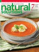 Natural Solutions | 2/2020 Cover