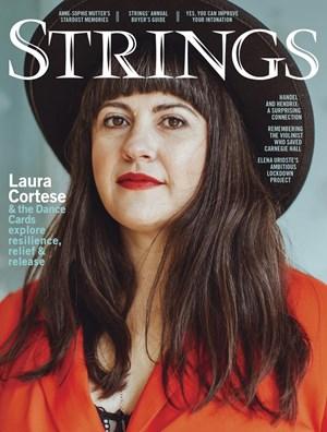 Strings Magazine | 7/2020 Cover