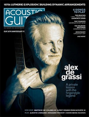 Acoustic Guitar Magazine | 7/2020 Cover