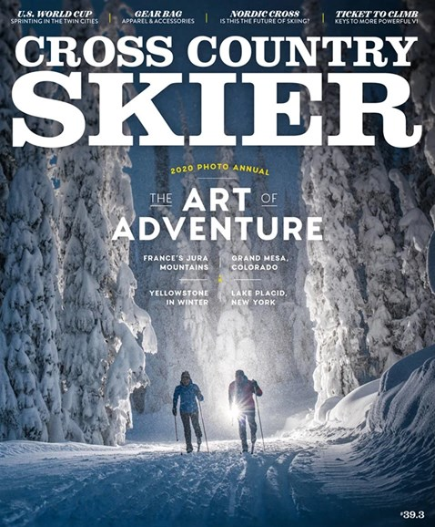 Cross Country Skier Cover - 4/2/2020