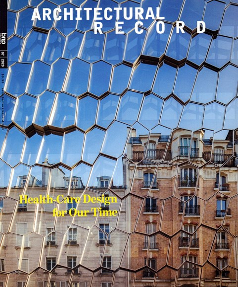 Architectural Record Cover - 7/1/2020
