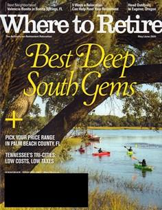 Where To Retire | 5/2020 Cover