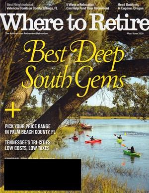 Where To Retire | 5/1/2020 Cover