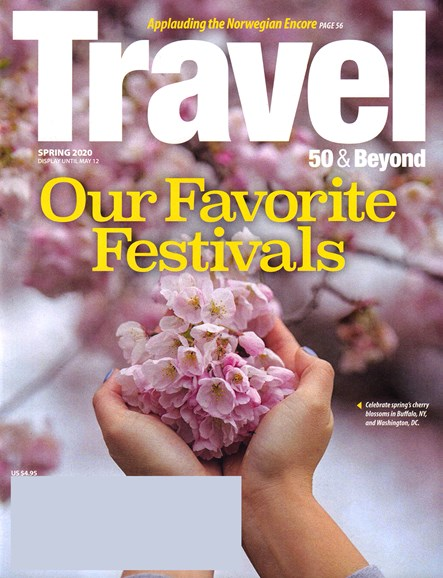 Travel 50 & Beyond Cover - 3/1/2020