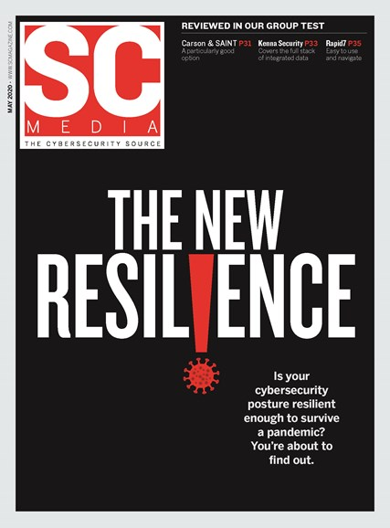 SC Magazine - U.S. edition Cover - 5/1/2020