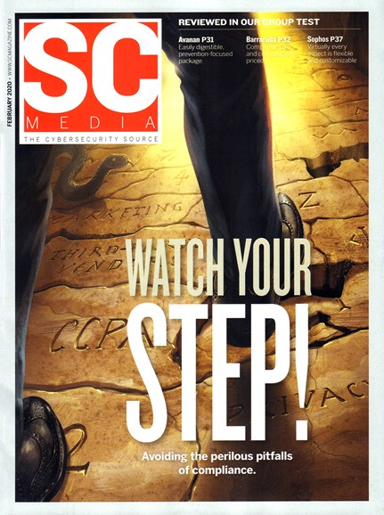 SC Magazine - U.S. edition Cover - 2/1/2020