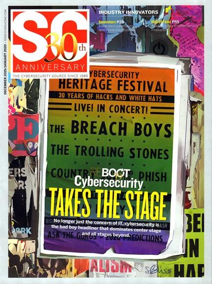 SC Magazine - U.S. edition Cover - 12/1/2019
